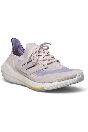 adidas Naiset Kengät - Ultraboost 21 W Shoes Sport Shoes Running Shoes Vaaleanpunainen