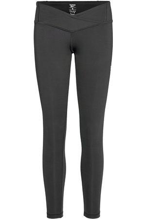 Reebok Naiset Leggingsit - Myt Detail Poly Tight Running/training Tights