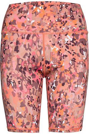 aim'n Sunset Blush Biker Shorts Shorts Cycling Shorts Vaaleanpunainen