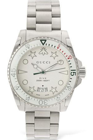 Gucci 40mm Dive L Watch