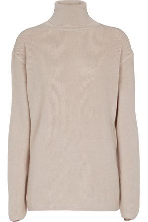 LEMAIRE Turtleneck silk sweater