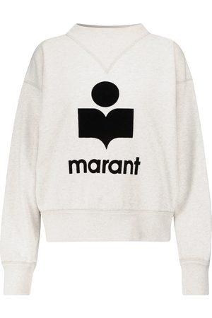 Isabel Marant Moby cotton-blend sweatshirt