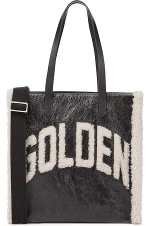 Golden Goose North-South California leather tote