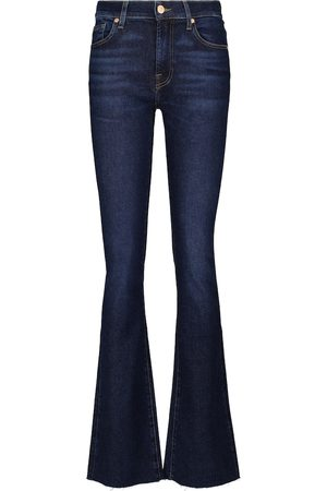 7 for all Mankind Bootcut mid-rise bootcut jeans