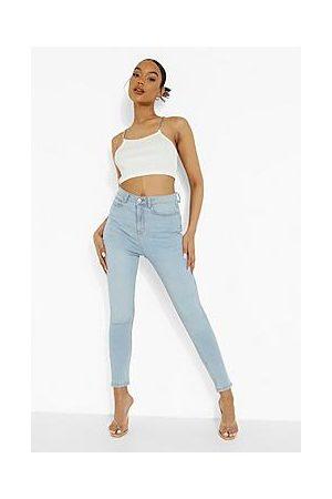 Boohoo 5 Pocket High Waist Skinny Jean