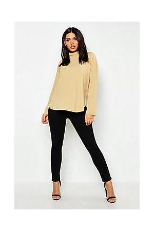 Boohoo Maternity Over Bump Skinny Stretch Jeans