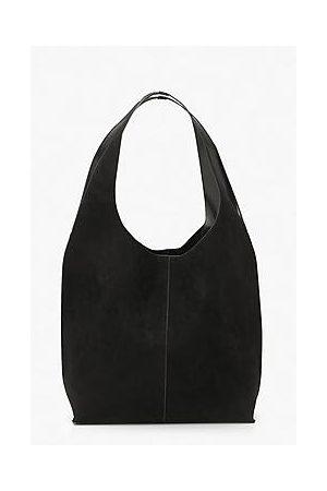 Boohoo Naiset Lompakot - Suedette Slouch Tote Bag