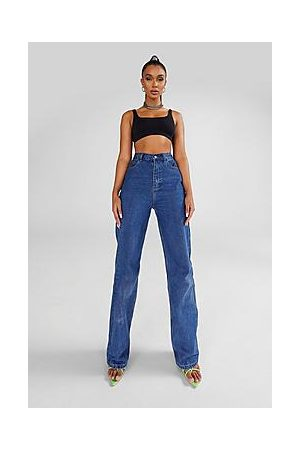 Boohoo Tall Boyfriend Jeans