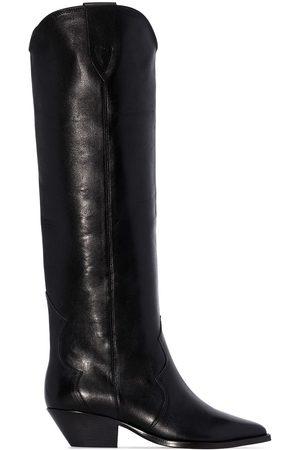 Isabel Marant Naiset Cowboy - Denvee 40mm cowboy boots