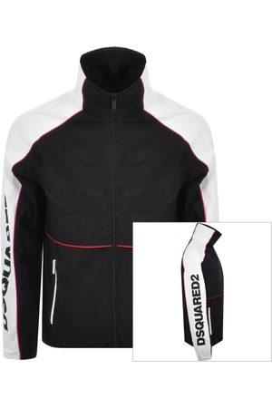 DSQUARED2 Combo Sports Jacket Black