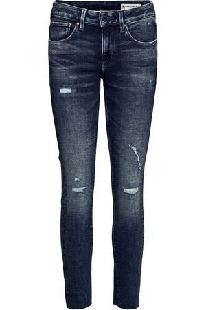G-Star 3301 Mid Skinny Ankle Skinny Farkut