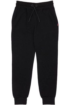 Sprayground Embroidered Cotton Sweatpants