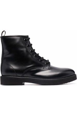 AGL ATTILIO GIUSTI LEOMBRUNI Naiset Nauhalliset saappaat - Moreen lace-up boots