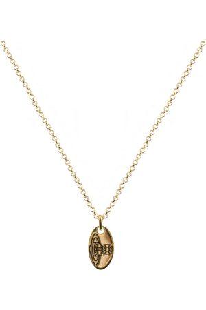 Vivienne Westwood Miehet Kaulakorut - Tag Pendant Gold
