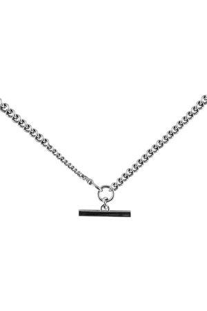 Paul Smith Miehet Kaulakorut - PS By T Bar Necklace Silver