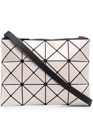 BAO BAO ISSEY MIYAKE Lucent geometric-panelled shoulder bag