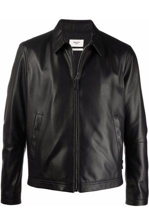 Bally Faux-leather jacket