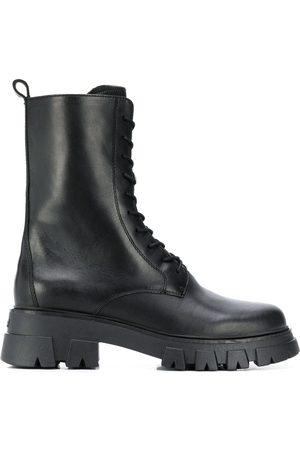 Ash Liam lace-up combat boots