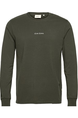 Foret Down Longsleeve T-shirts Long-sleeved