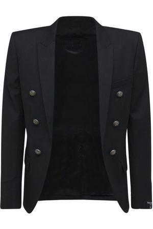 Balmain Collection Fit Wool Blazer