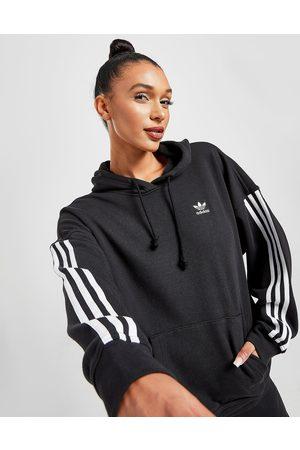adidas 3-Stripes Oversized Hoodie - Womens