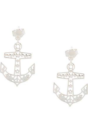 Karen Walker Filigree anchor studs