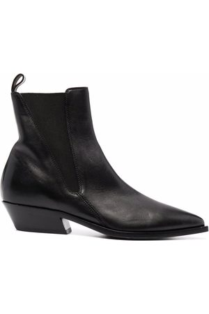 Officine creative Naiset Nilkkurit - Pointed Chelsea boots