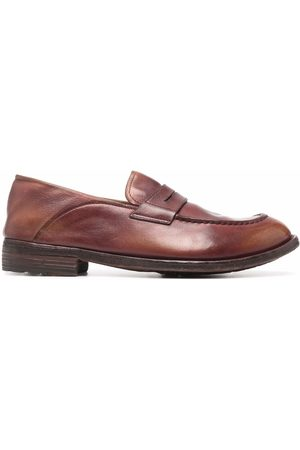 Officine creative Naiset Loaferit - Lexicon leather loafers