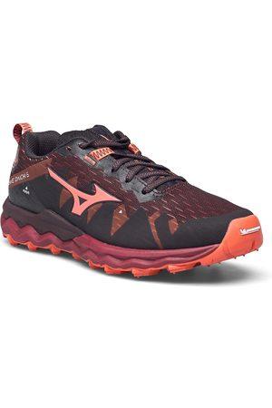 Mizuno Wave Daichi 6 Shoes Sport Shoes Running Shoes Punainen