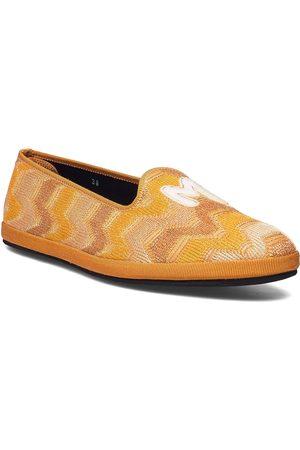 M Missoni Shoes Ballerinat Keltainen