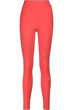 adidas TruePace high-rise leggings