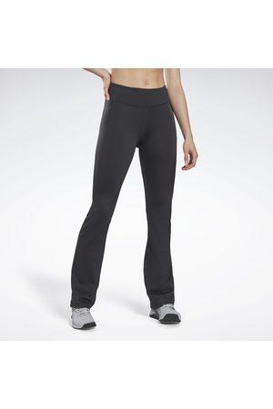 Reebok Naiset Leveälahkeiset - Workout Ready Program Bootcut Pants