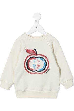 Gucci Kids Logo-print sweatshirt