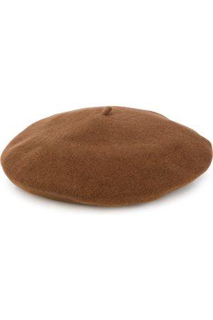 CELINE ROBERT Knitted beret hat