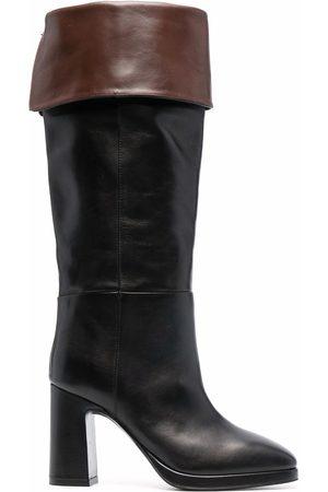 Pinko Naiset Ylipolvensaappaat - Knee-length high-heeled boots