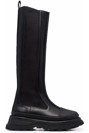 Jil Sander Naiset Nilkkurit - Knee-length Chelsea boots