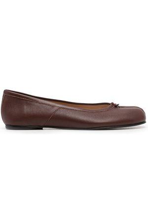 Maison Margiela Naiset Balleriinat - Tabi-toe ballerina shoes