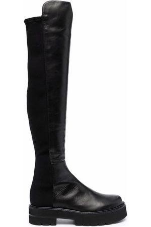 Stuart Weitzman Knee-high flat boots