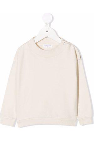 Studio Clay Collegepaidat - Oversized organic cotton sweatshirt