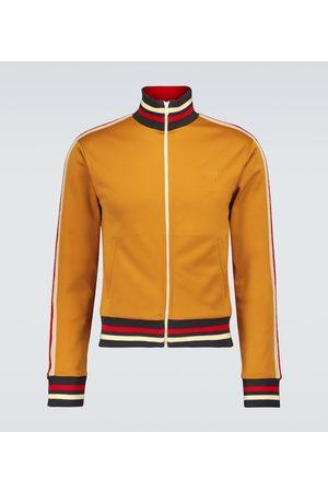 WALES BONNER Sunlight zipped track jacket