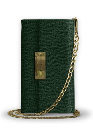 Ideal of sweden Kensington Clutch iPhone X Green