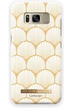 Ideal of sweden Fashion Case Novalanalove Galaxy S8 Art Deco Shells
