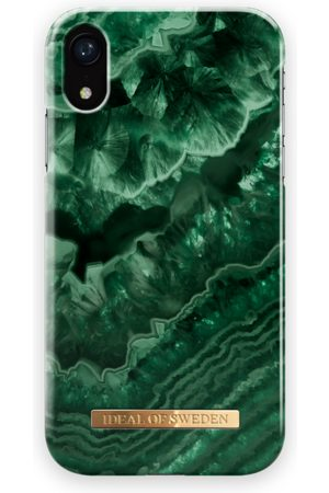 Ideal of sweden Fashion Case iPhone XR Evergreen Agate