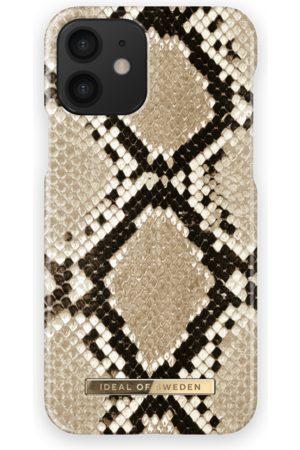 Ideal of sweden Fashion Case iPhone 12 Sahara Snake
