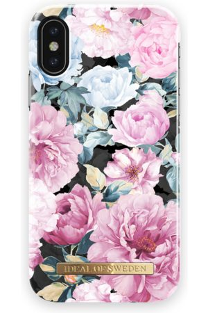 Ideal of sweden Fashion Case iPhone X Peony Garden
