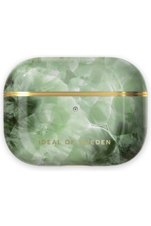 Ideal of sweden Fashion AirPods Case Pro Crystal Green Sky