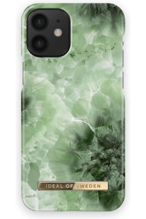 Ideal of sweden Fashion Case iPhone 12 Mini Crystal Green Sky