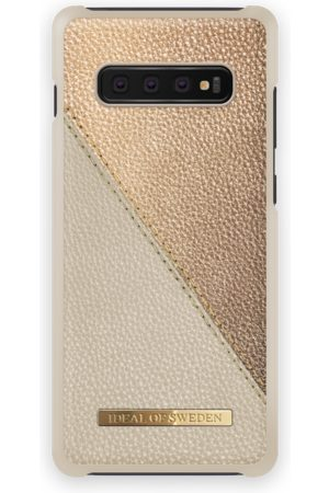Ideal of sweden Fashion Case LH GALAXY S10P Golden Pebbled