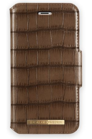 Ideal of sweden Capri Wallet iPhone 6/6S Plus Brown