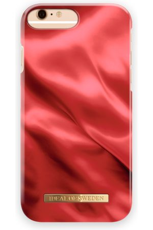 Ideal of sweden Fashion Case iPhone 6/6s Plus Scarlet Satin